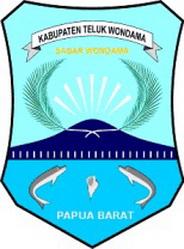 Logo Kabupaten Teluk Wondama