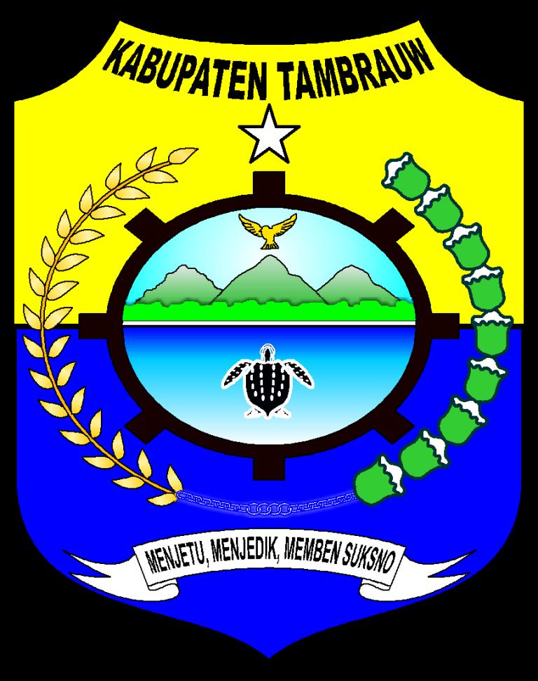 Logo Kabupaten Tambrauw